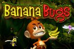 Zap hordes of hungry bugs to save the village food supply in Banana Bugs!