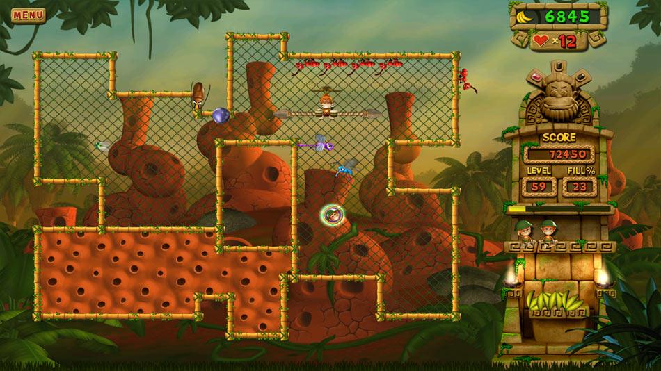 Banana Bugs (TM) screen shot