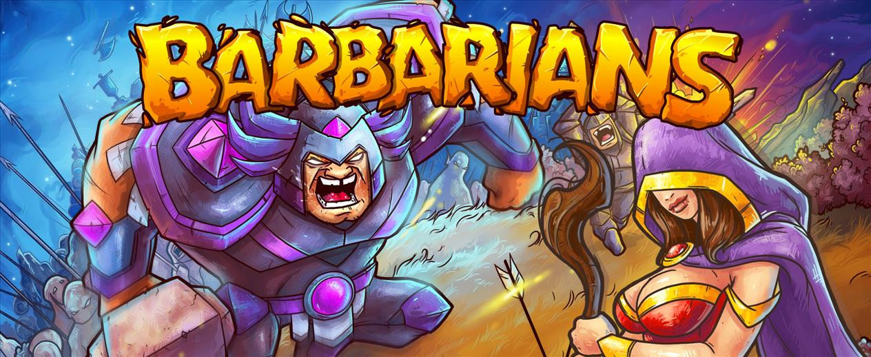 Barbarians - Plunder! Pillage! Adventure!
