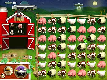 Barnyard Invasion screen shot