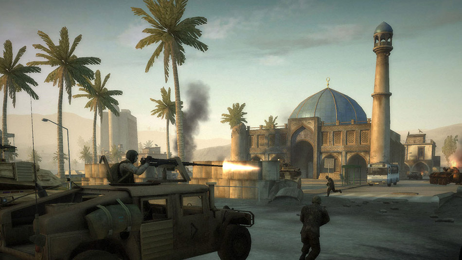 Battlefield Play4Free screen shot