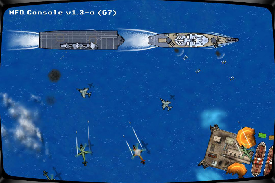 Battle Group screen shot