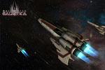Screenshot of Battlestar Galactica Online