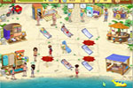 Screenshot of Beach Party Craze