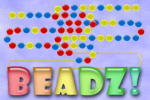 Beadz is a classic marble-shooting game! Make sets of three or more by shooting into the line, but don't let a chain reach the end. Play FREE!