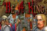 Be a King is a fun strategy game in which you build an entire kingdom!