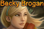 Help hidden object heroine Becky Brogan solve The Mystery of Meane Manor!