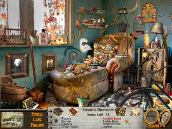 Becky Brogan - The Mystery of Meane Manor screen shot
