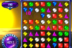 Screenshot of Cash Tournaments - Bejeweled® 2