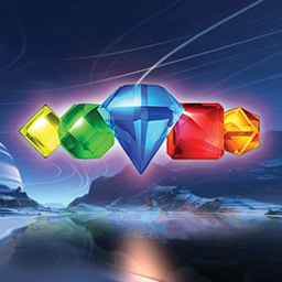 Bejeweled 2 Deluxe - This match 3 sequel to Bejeweled is even more dazzling than the original! - logo
