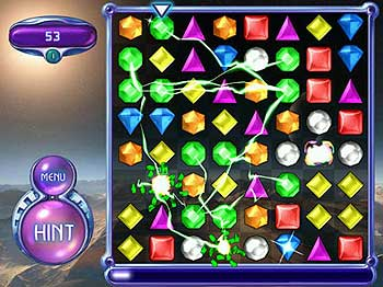 Bejeweled 2 Deluxe screen shot