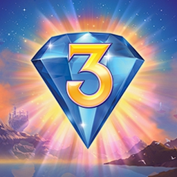 Bejeweled 3 - Discover all-new ways to play the world's #1 puzzle game in Bejeweled™ 3! - logo