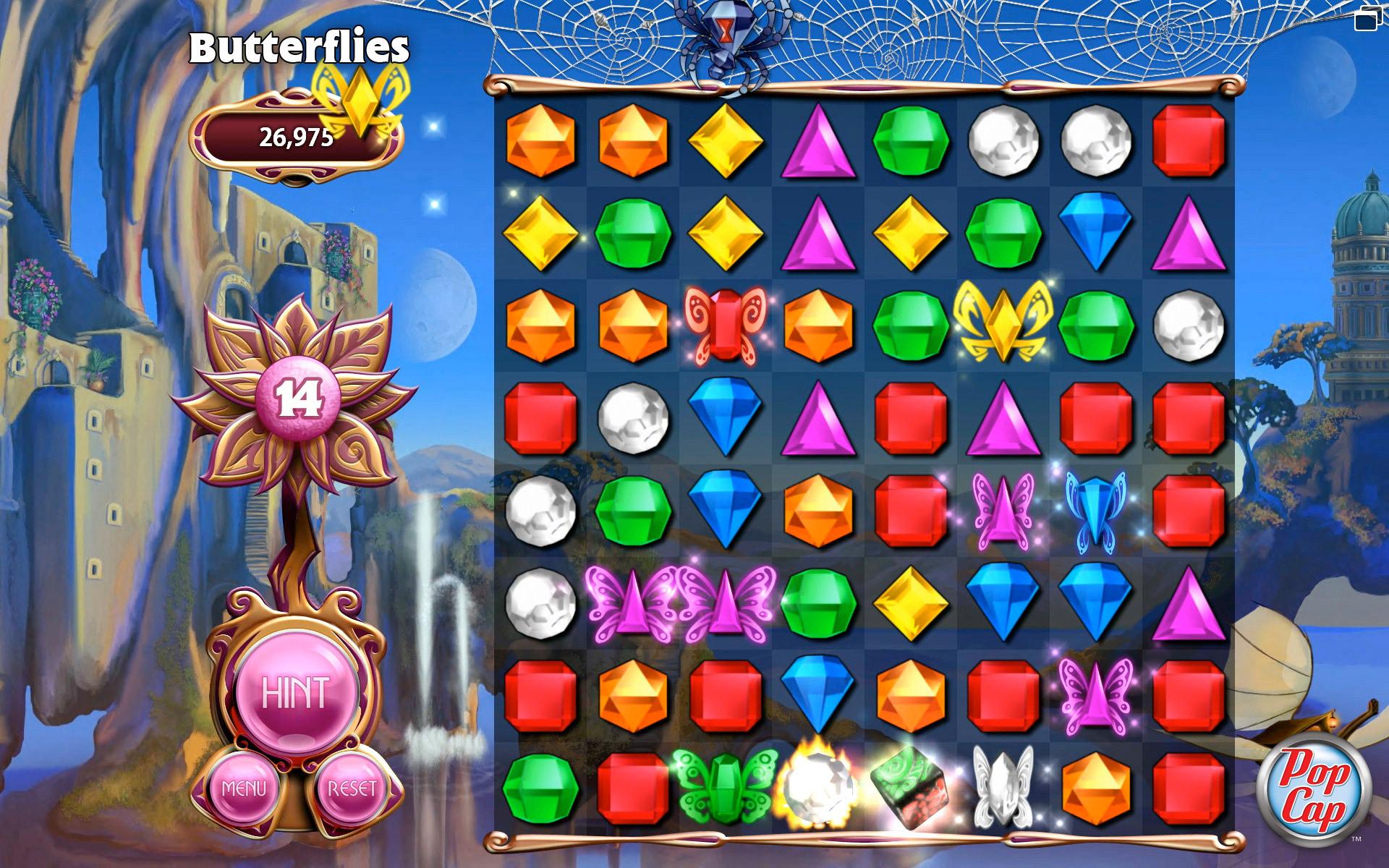 wildtangent games bejeweled 3