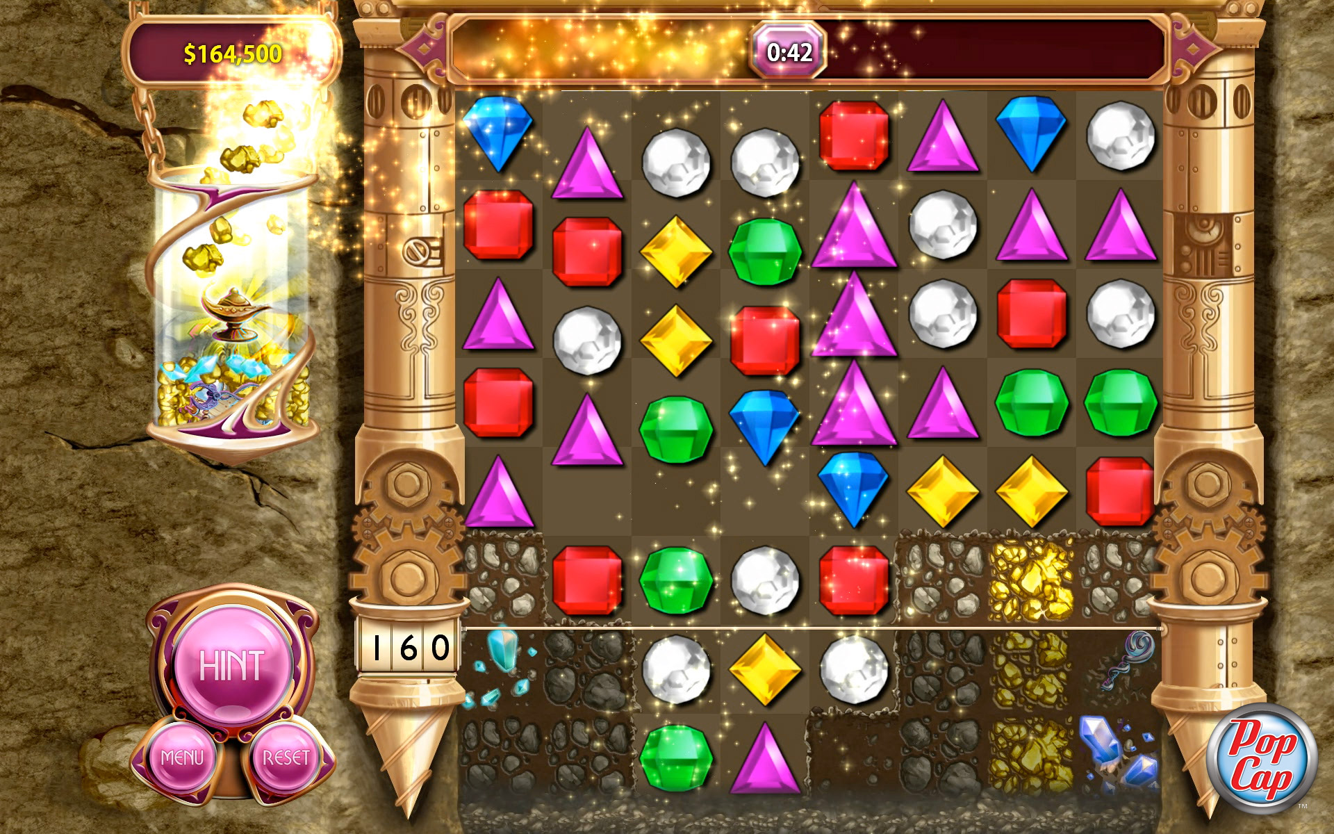 Bejeweled 3 screen shot