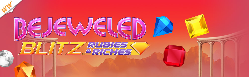 Cash Tournaments - Bejeweled® Blitz: Rubies and Riches