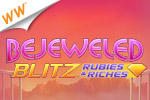 Discover all-new ways to play the world's #1 puzzle game in Bejeweled® Blitz: Rubies and Riches. Compete against opponents for prizes!