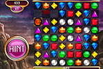 Screenshot of Cash Tournaments - Bejeweled® Blitz: Rubies and Riches