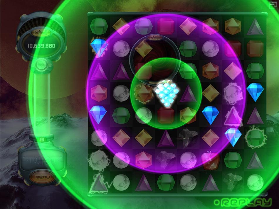 Bejeweled Twist screen shot