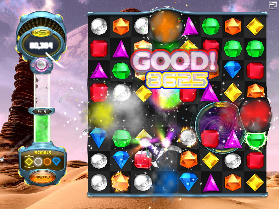 Bejeweled Twist screen shot