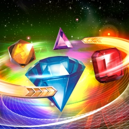 Cash Tournaments - Bejeweled Twist - Check out our take on Bejeweled - rotate the gems to come up with the perfect moves!  Compete for cash prizes in Bejeweled Twist™ today! - logo