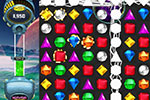Screenshot of Cash Tournaments - Bejeweled Twist