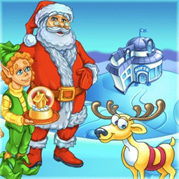 Believe in Santa - Does the jovial, bearded man exist?  Find out in 40 spirit-filled levels. - logo