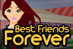 Help Amy fit in with the popular girls at school in Best Friends Forever!