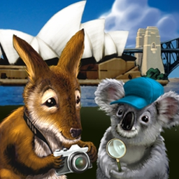 Big City Adventure: Sydney - Lift off out of San Francisco and head down under to the Harbour City. - logo