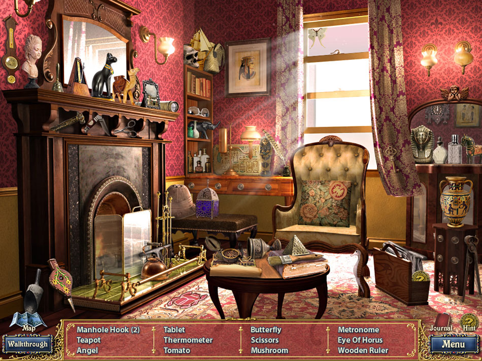 Big City Adventure: London Story screen shot