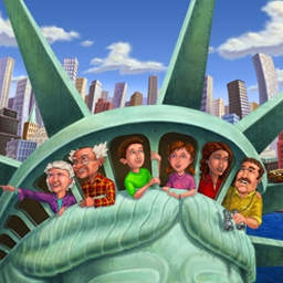 Big City Adventure™: New York City - Find thousands of hidden items in Big City Adventure™: New York City! - logo
