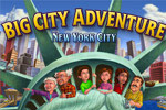 Find thousands of hidden items in Big City Adventure™ - New York City!