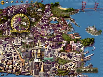 Big City Adventure: San Francisco screen shot