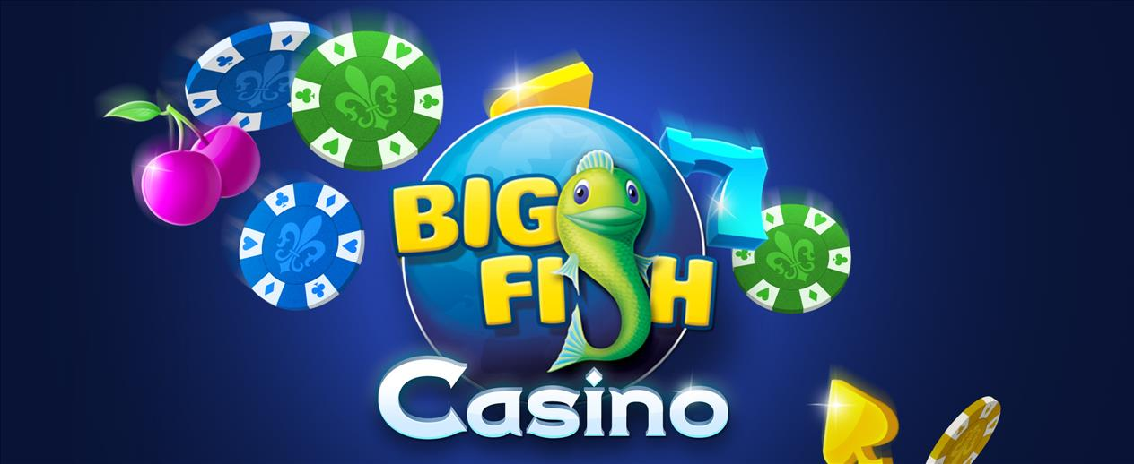 Big Fish Casino - Play live with your friends! - image