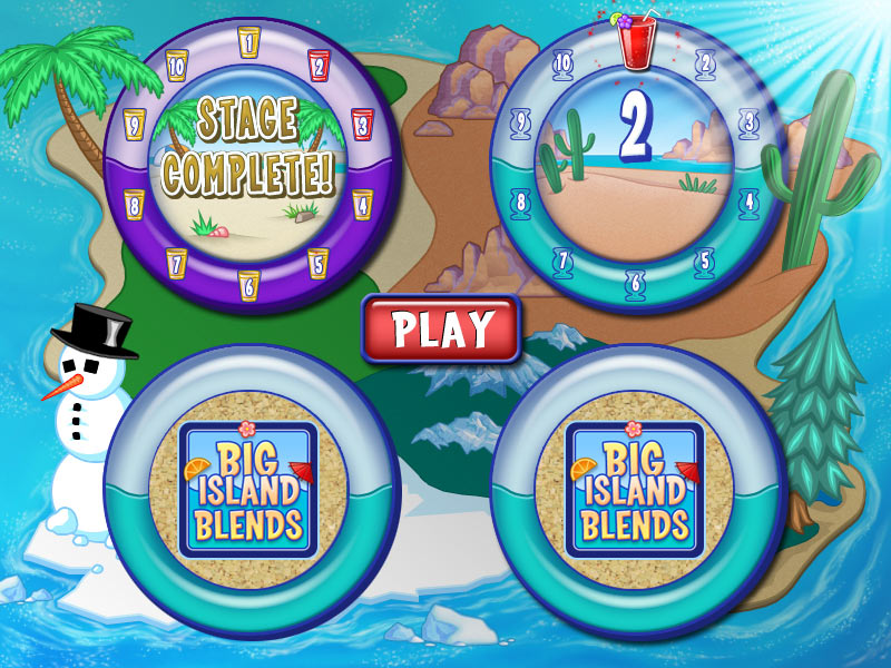 Big Island Blends screen shot