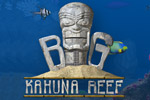 Experience brilliant 3D graphics and tidal waves of fun in Big Kahuna Reef!