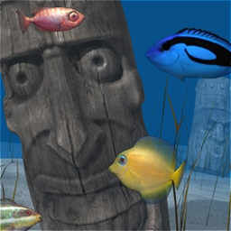 Big Kahuna Reef 2 - Big Kahuna Reef 2 is a riveting sequel with exotic sea life at every turn! - logo