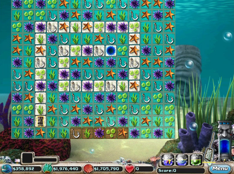 Big Kahuna Reef 3 screen shot