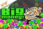 Get rich by collecting as many coins as you can in Big Money - a cash game!