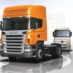 Big Rig Europe - In Big Rig Europe, haul a heavy load across real places in Europe! - logo