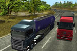 Screenshot of Big Rig Europe