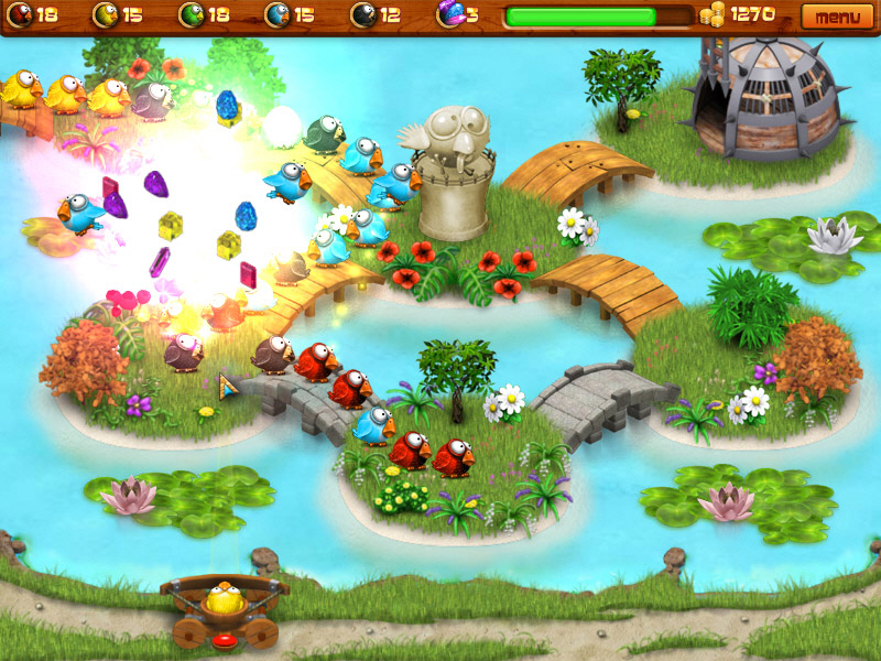 Bird's Town screen shot