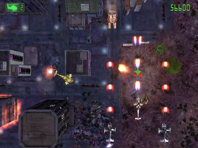Blackhawk Striker 2 screen shot