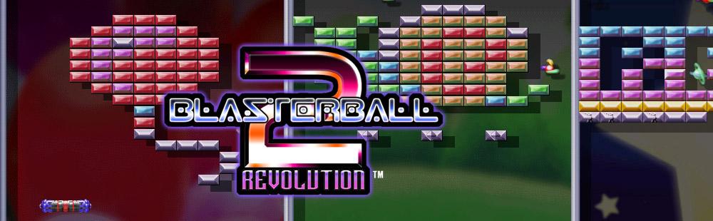 Blasterball 2 Revolution