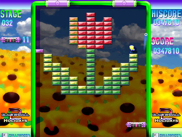 Blasterball 2: Holidays screen shot