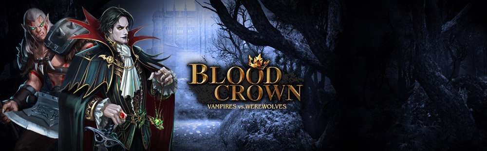 Blood Crown: Vampires vs Werewolves