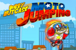 Help Bobby Nutcase jump an entire city on his motorcycle to woo the girl of his dreams--play FREE now!