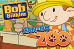 Play along and help Bob the Builder build the Bobland Bay Zoo!