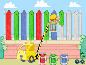 Bob the Builder Can-Do-Zoo screen shot