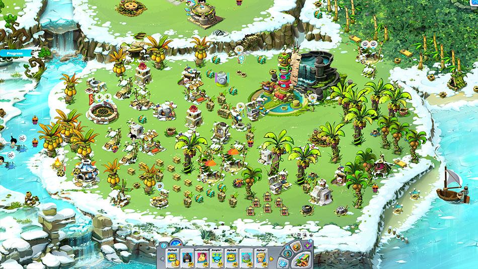 Bonga Online screen shot