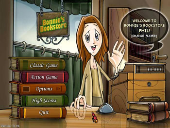 Bonnie's Bookstore screen shot
